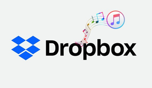 Transfer Music from Dropbox to Computer