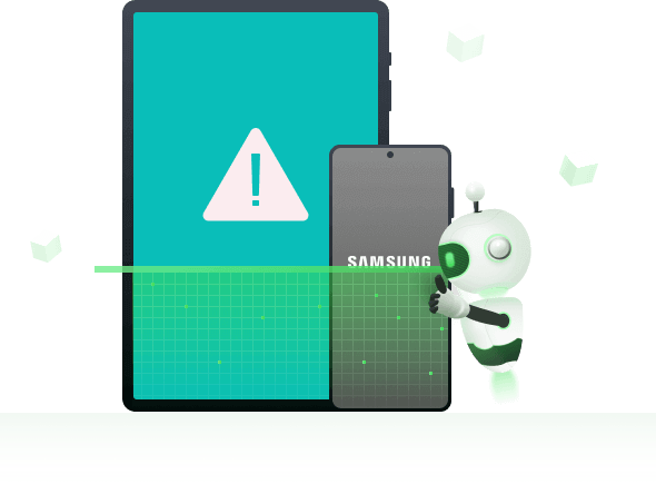 Cover All Broken Samsung Devices Caused by Any System Issue