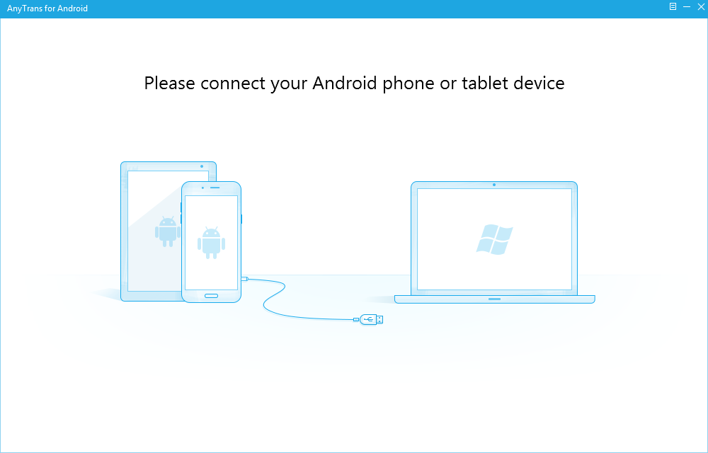 No Device Connection