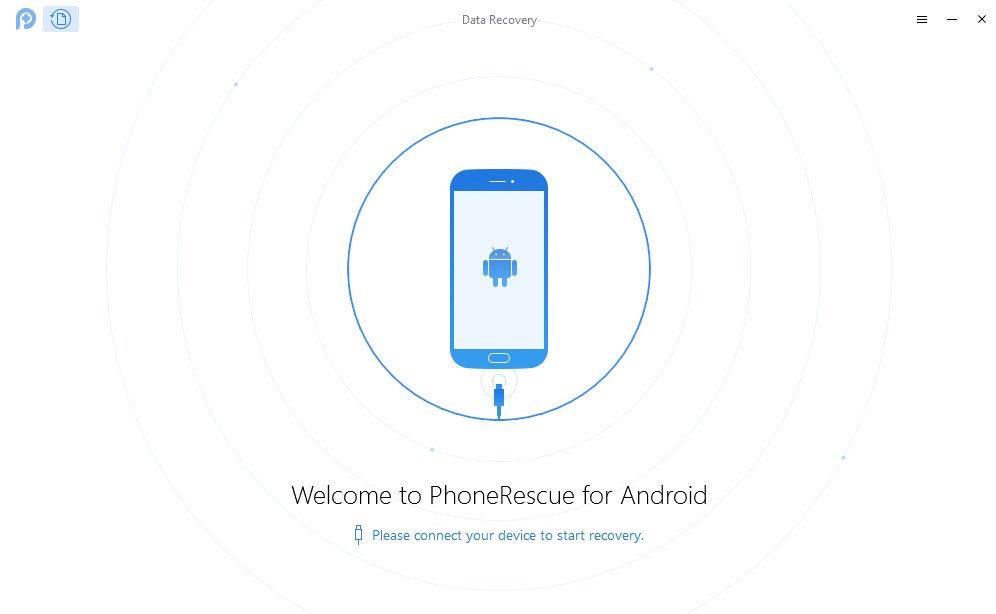 PhoneRescue for Android Activation Completed