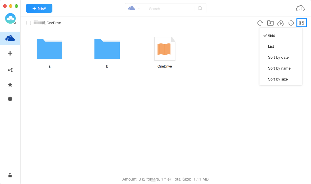 Managing Your OneDrive Contents
