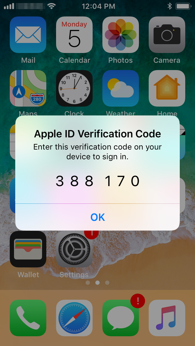 How-to-Get-Verification-Code-and-Sign-in-Two-Factor-Authentication- Step 3