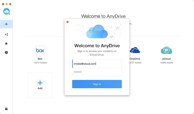 how to get a verification code and sign in with two-factor authentication on anydrive-1