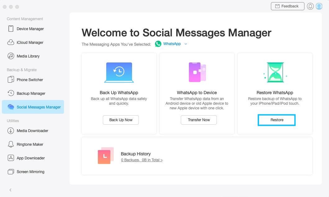 Restore Social Messages -3