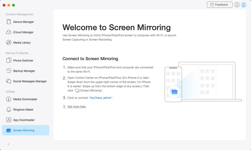 Screen Mirroring-2