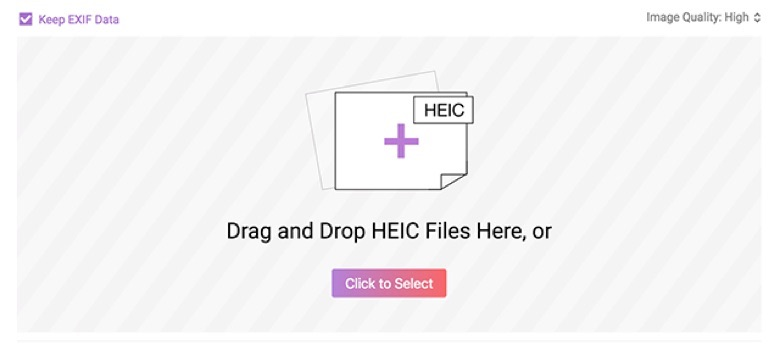 HEIC Viewer #1 - AnyGet HEIC Viewer
