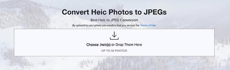 HEIC Viewer #4 - HEIC to JPG