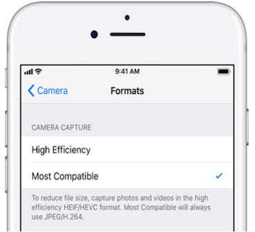 HEIC Photos Won't Upload on My Windows - Fix 1