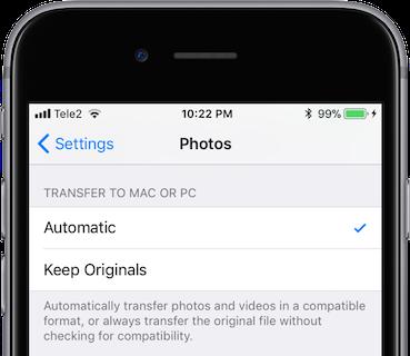 HEIC Photos Won't Upload on My Windows - Fix 2