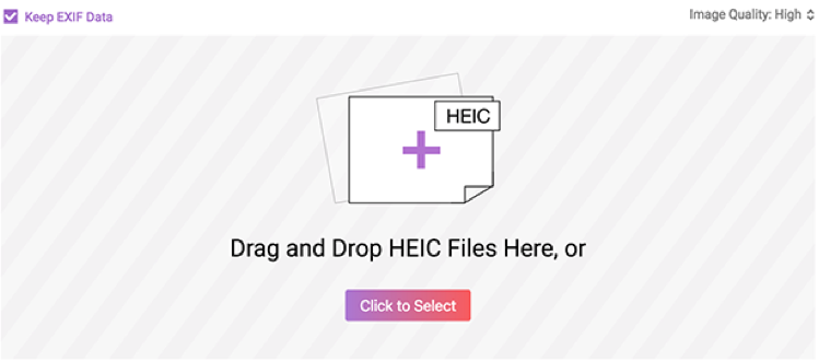 Convert HEIC to JPG Online for Free Using AnyGet HEIC Converter
