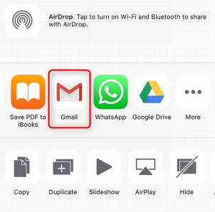 How to Open HEIC File on Android with Email