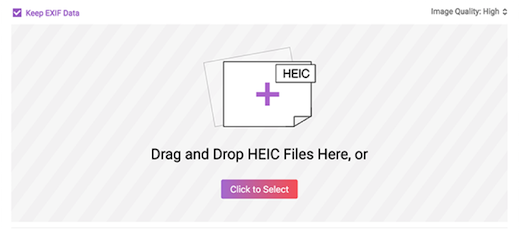 Convert HEIC to JPG so They Open in Lightroom