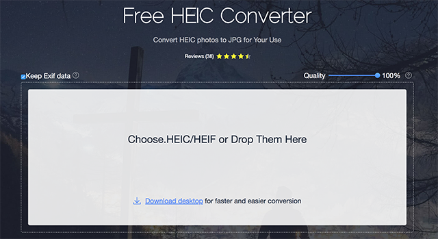HEIC Converter #5 - Apowersoft HEIC Converter