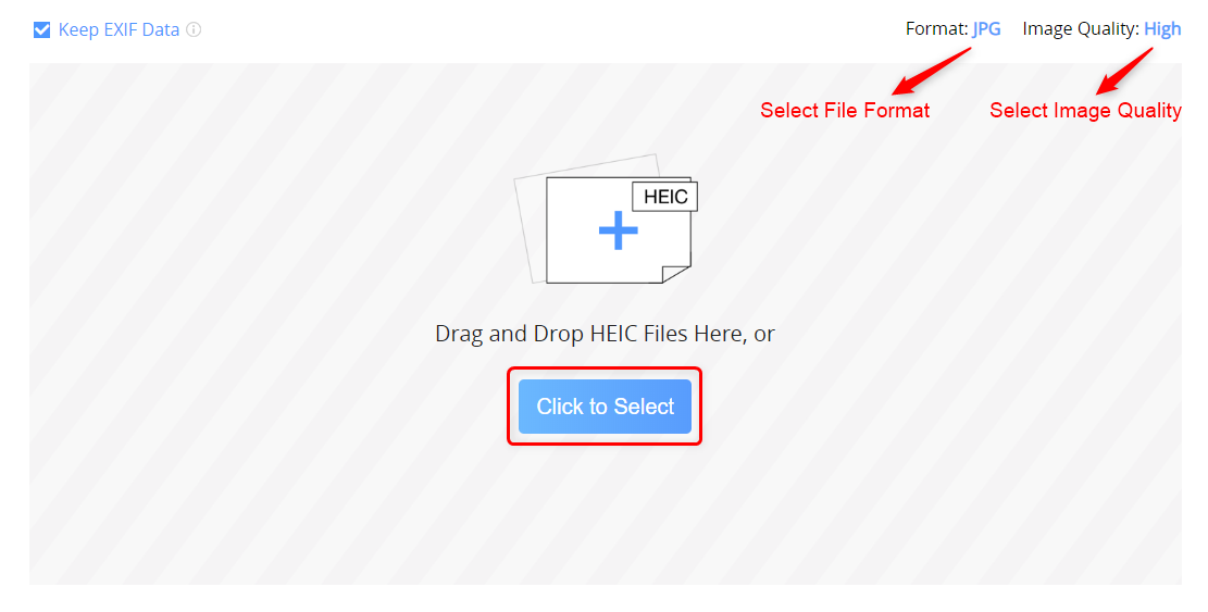 Use iMobie HEIC Converter to convert and open HEIC files on Windows PCs