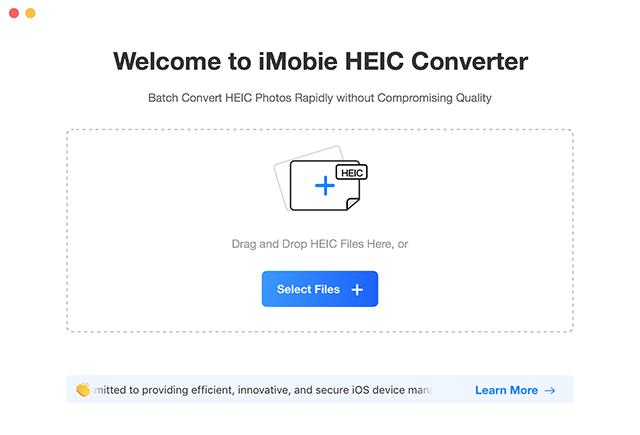 Add HEIC Photos to the App