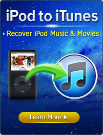 PodTrans Pro - Recover iPod Music & Movies