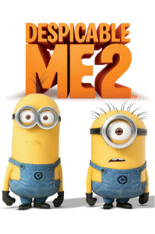 Despicable Me 2 Tops on iTunes