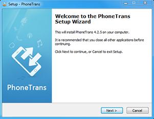 Free Download PhoneTrans 3