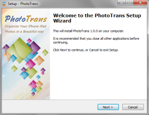 Free Download PhotoTrans 3
