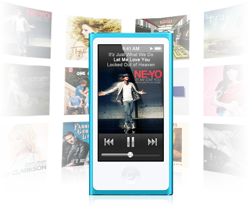 Transfer iPod Music with Playlist