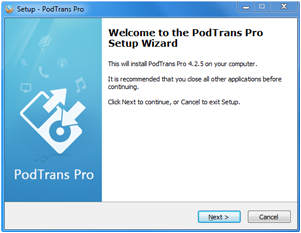 Free Download PodTrans Pro 3
