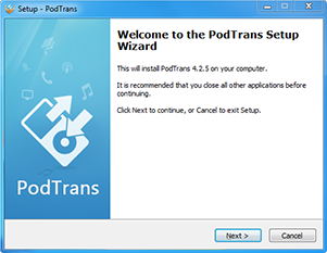 Free Download PodTrans 3