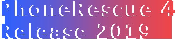 PhoneRescue 4 Release 2019