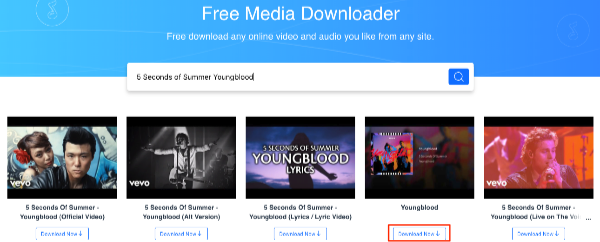 5 Seconds of Summer Youngblood MP3 Free Download