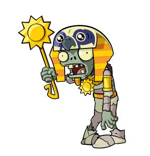 New Characters in Plants vs. Zombies 2: Ra