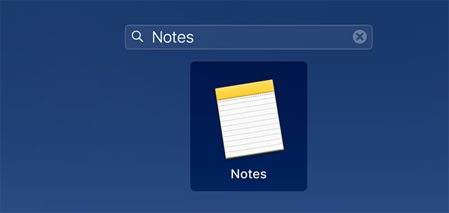Access iPhone's Notes on Mac