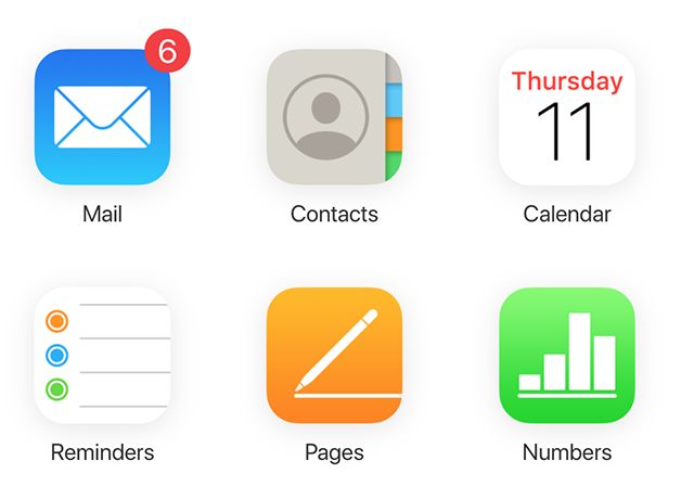Access your iPhone Reminders on the iCloud Web