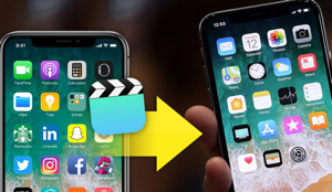How to Transfer Videos from iPhone to iPhone