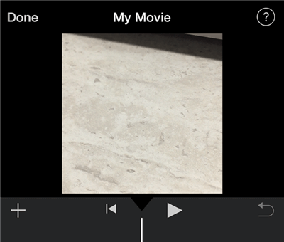 Add Music to iMovie from iPhone