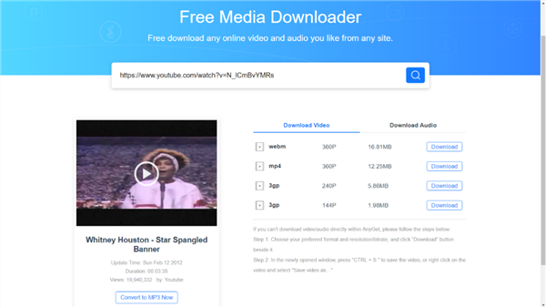3 ways to free download the star-spangled banner mp3.