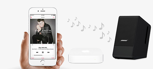 How to Make Music Airplay from Apple's New Music App