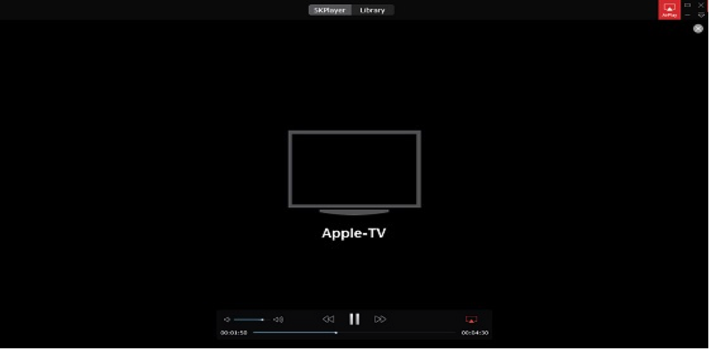 How to AirPlay from PC to Apple TV via 5KPlayer