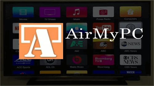 How to AirPlay from PC to Apple TV via AirMyPC