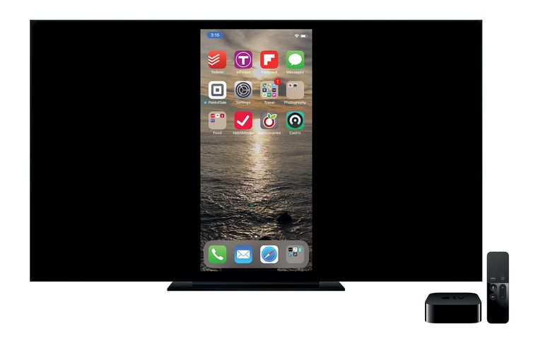 How to AirPlay iPhone to Apple TV