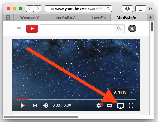 How to AirPlay Mac to Apple TV