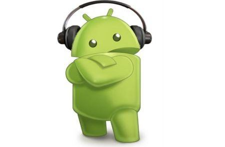 Transfer Music from Android to Android