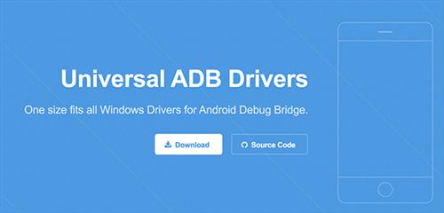 Install Universal ADB Drivers