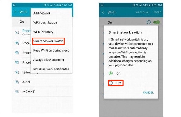 Fix Android Phone Won't Connect to Wi-Fi