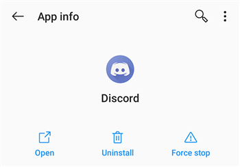 Uninstall Android Apps