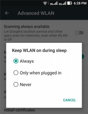 How to Fix Android Won't Connected to Wi-Fi