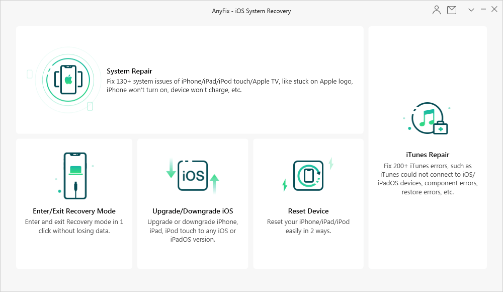 AnyFix Overview