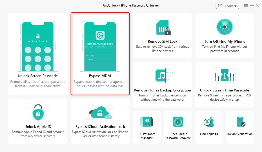 Bypass MDM Overview