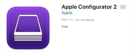 The Apple Configurator 2 App
