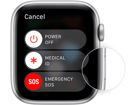 Restart to Fix the Apple Watch Updating Issue