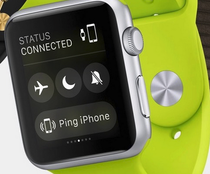 Apple Watch Tips – Ping Your iPhone with Apple Watch