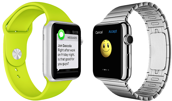 Apple Watch Tips – Send & Reply Messages